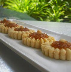 Bisous À Toi: Mom's Pineapple Tart