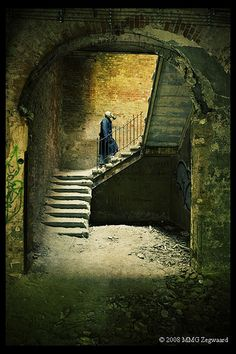 The Lost Philosopher II by Martino ~ NL, via Flickr