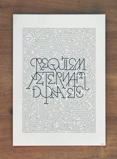 Inspiração Tipográfica #165