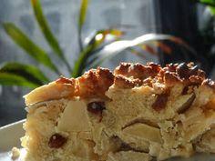 Mag ik nu al een supergezond taartje op de blog gooien?  Het is gewoon niet te doen dat eenvoud zo lekker kan zijn.  Ik maakte dit amandel...