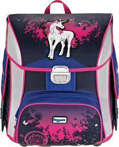 Koffer Profi Shop   baggymax Schulranzen-Set Canny 3-tlg Unicorn bm unicorn   online kaufen