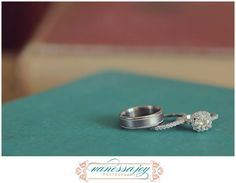 wedding photography details - rings