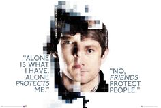Sherlock Sherlock Holmes Faces - Official Poster