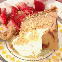 Slow Cooker PBJ Cheesecake | Rachael Ray Show - no need to heat up the whole house with the oven!  LOVE!