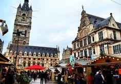 Ghent Christmas markets break, Sandton Grand Hotel Reylof, Belgium - save 30% - http://www.moredeal.co.uk/shop/holidays/ghent-christmas-markets-break-sandton-grand-hotel-reylof-belgium-save-30/