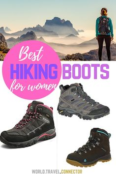 Best Hiking Boots For Women Who Want To Hike Like A Pro I Hiking Boots Women I Hiking Boots For Women Waterproof I Hiking Boots For Women Cute I Hiking Boots For Women Winter I Hiking Boots For Women Summer I Womens Hiking Boots I Hiking Boots Women I Best Hiking Boots WomenI I Hiking Boots For Women Fall I Winter Hiking Boots Womens I Hiking Boots Winter Fashion I hiking shoes for women I hiking shoes for women best I hiking shoes for women boots I hiking shoes for women trail running I Winter Hiking Boots, Best Hiking Boots, Hiking Boots Women, Hiking Shoes, Hiking Essentials, Best Luggage, Waterproof Hiking Boots, Vacation Packing, Travel Shoes