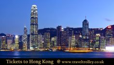 Hong Kong Flights from UK @ Travel Trolley