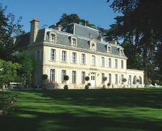 Château La Chenevière Hotel, Luxury Resort, Port-en-Bessin, France