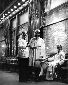 Coffee and cigarettes. ....Bettina outside a Paris cafe by Milton Greene #style #fashion #model #icon #glamour #1950s #vintagestyle #vintagecouture #streetphotography #paris #beautifulwomen #blackandwhitephotography #fabulous