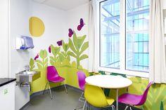 Vital Arts: La organización artística que interviene hospitales (y alegra a los pacientes)