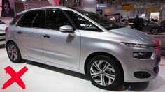 2016 Citroen C4 Picasso BlueHDi 120 Stop&Start Selection -  Exterior and...