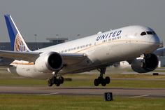 UNITED, Boeing 787-9 Dreamliner, Houston - George Bush Intercontinental (IAH / KIAH) USA, July 14, 2016 by Andrew Compolo