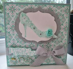 Stampin' Up UK Demonstrator Sarah-Jane Rae Cards and a Cuppa blog: Fabulous You!