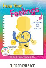 Face Your Feelings with CD. Self-Exploration Book For Grades 3-6