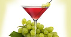 White Grape Cosmo & Mixed Drink Recipes,Cocktail|Drinks