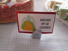 Madison's Wizard of Oz 3rd Birthday   CatchMyParty.com