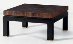 Jules Wabbes (1919 - 1974) - coffee table