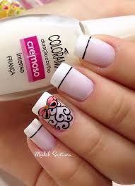 Resultado de imagen de decoracion de uñas elegantes