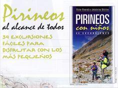 Pirineos con niños Editorial Desnivel