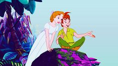 I'll Be The Wendy To Your Peter Pan <3