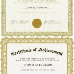 jssco certificate templates