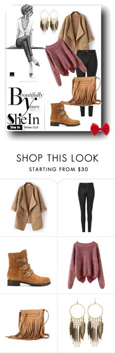 """Untitled #124"" by rita-ora5 ❤ liked on Polyvore featuring Sonam Life, Topshop, Jimmy Choo, Apt. 9 and Panacea"