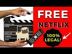 How to watch NETFLIX For FREE 2019| 100% Legal And Fair - YouTube Netflix Free, Free Netflix Account, Watch Netflix, Netflix Series, Netflix Premium, Free Advertising, The 100, Make It Yourself