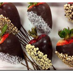 Strawberry amenity