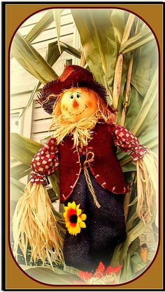 ~~Scarecrows~~ by KT of Lake Orion, via Flickr
