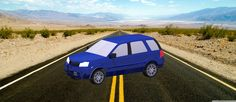 Ford Ecosport in CATIA V5
