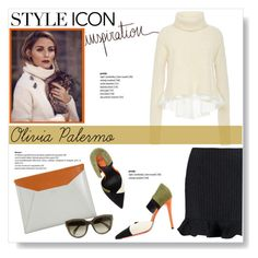 """Who Is Your Style Icon?"" by viola279 ❤ liked on Polyvore featuring TIBI, Fendi and CÉLINE"