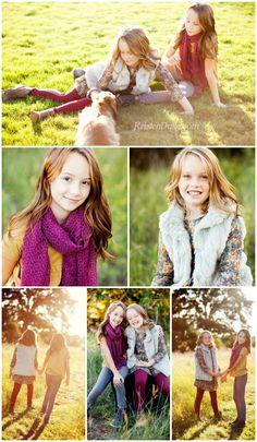 Stella & Fiona Kids Photography
