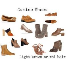 Gamine Shoes