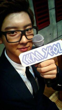credit: to it's rightful owner Exo K, Park Chanyeol, Luhan, Handsome Boys, Line, Rapper, Self, Kpop, Songs