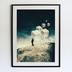 "Julien Pacaud - ""Nowhere"" (2012)"