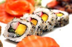 Comida japonesa no Riomix