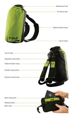 9720643eb1 Scrubba  The most functional travel daypack.