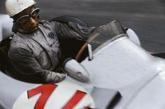 Stirling Moss 1955
