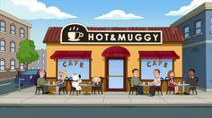 Family Guy Hot & Muggy