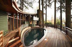 lake deck - Bing Images
