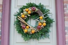 wreaths of Colonial Williamsburg