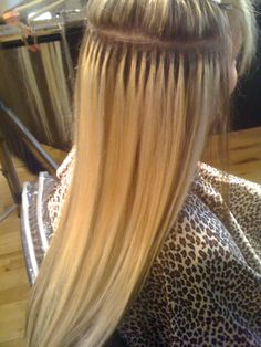 Hair Salon Extensions : ... on Pinterest Extensions, Halo Hair Extensions and Hair Salons