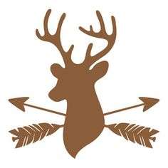 Silhouette Design Store - Search Designs : deer