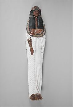 Mummy Board of Iineferty. New Kingdom, Ramesside. Reign of Ramesses I, 19th Dynasty, ca. 1279-1213 B.C.