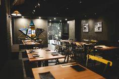 Viet Town Restaurant by SYM Design, Sydney   Australia restaurant