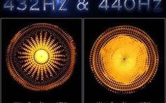 La Guerra alla Coscienza attraverso l' Industria musicale - 432Hz contro 440Hz (video test) #musica #432hz #440hz #frequenze #cinematica