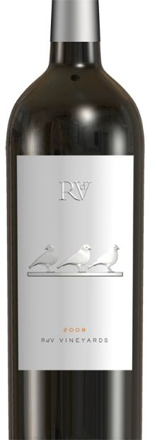 2010 RdV Vineyards Lost Mountain Red