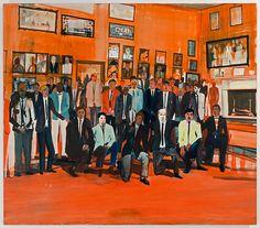 Jules de Balincourt: Boy's Club