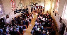 Reabre igreja francesa onde padre foi degolado por terroristas - Globo.com