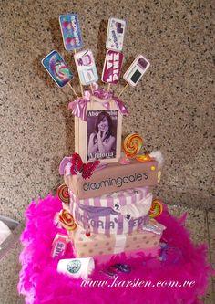 Torta Bloomingdales